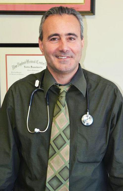 Ralph Cahaly, M.D.